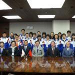 神奈川県庁訪問 1